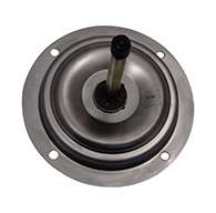 """The original D Ring, non-locking, small cup with mounting holes and 3 1/8"""" X 5/16"""" sq shank. Latch is made of polished 304 stainless steel"""