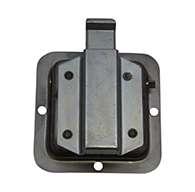 Mini Size Single Point Paddle Handle, 30° Powder Metal Bolt, Non Locking