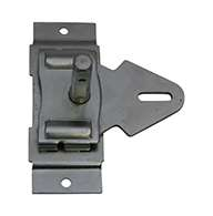 """Remote latching mechanism with .370"""" square shaft"""