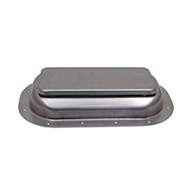 Raised Profile Aluminum Vent with Rod Handle