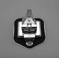 TS2701SRSPBMH-U T-handle, locking. Without a key cylinder.