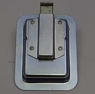 Junior Size Single Point Paddle Handle, 30˚ Powder Metal Bolt, Non Locking, No Mounting Holes