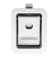 Junior Size Single Point Paddle Handle, 30˚ Powder Metal Bolt Locking, No Mounting Holes
