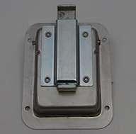 Junior Size Single Point Paddle Handle, 30˚ Powder Metal Bolt, Locking
