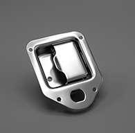 X8X8X010XL-U Mini paddle handle, locking. Without key cylinder.