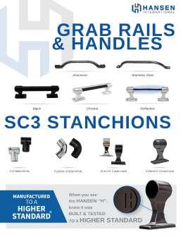 Grab Rail & Handles